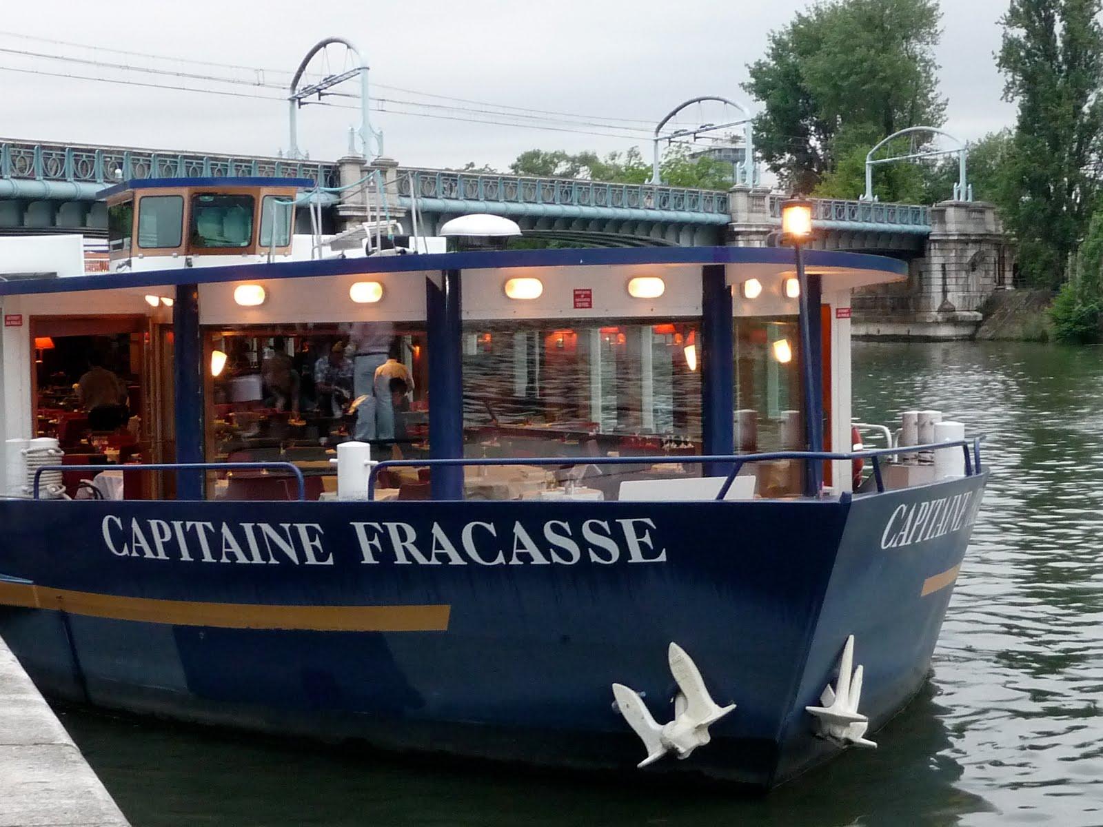 bateau le capitaine fracasse